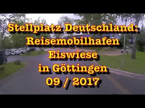 Stellplatz Deutschland: Reisemobilhafen Eiswiese in Göttingen
