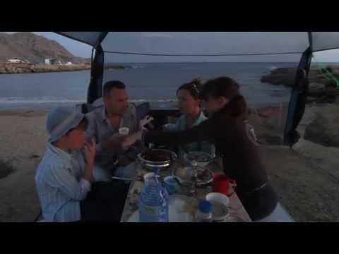 Крым Черное море отдых мыс Меганом автокемпинг Crimea Black Sea Cape Meganom Camping