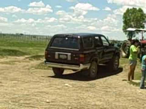 El Ojo Caliente en Cuencame Durango [cercas de Ramon Corona], June 2008