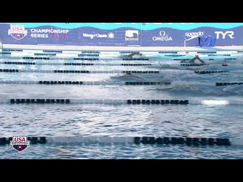 Phillips 66 Nationals: Women's 800m Free A Final