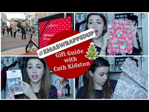 #XmasWrappedUp Gift Guide with Cath Kidston! | CopperGardenx