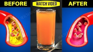 One Glass Per day Before Breakfast Will Clear Clogged Arteries and Control High Blood Pressure