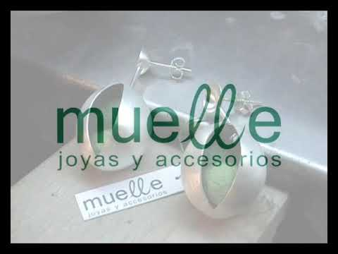 como hacer unos pendientes how to make a earrings