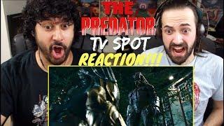 THE PREDATOR Official TRAILER #2 REACTION!!!