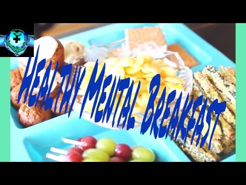 Mental Health,Easy Breakfast For Healthy Brain