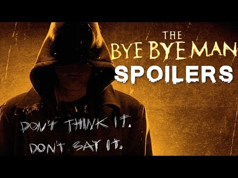 THE BYE BYE MAN (2017) Review SPOILERS streaming vf