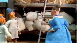 """Как пан конем был. Мультфильм из серии """"Гора самоцветов""""."""