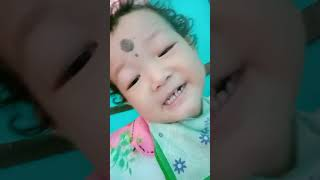2 years baby sing  ....nepali song 🎸