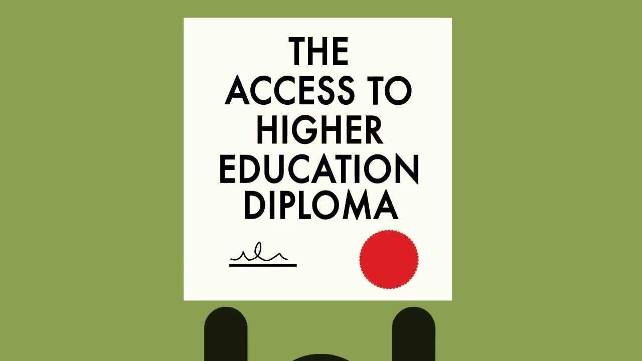 access to higher education I returned to college to do the access to higher education course as my qualifications were 'too old' to be counted towards a university application.