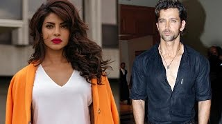 I Am Used To See My Face On Posters Says Priyanka | Hrithik Roshan Grants A Fan's Wish