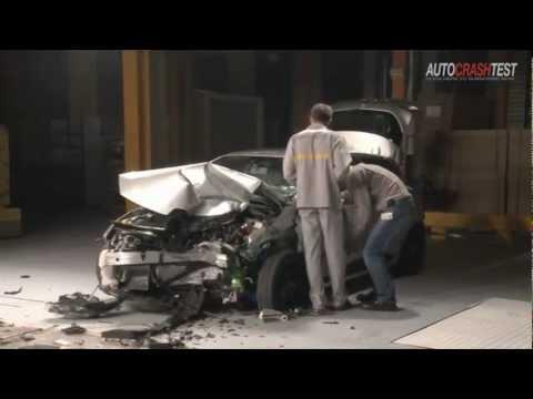 ► Renault Clio 4 CRASH TEST