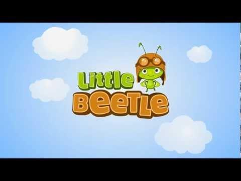 Little Beetle - Детские игры для iPad