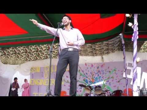 Rayees Mohiuddin Kashmiri Actor video