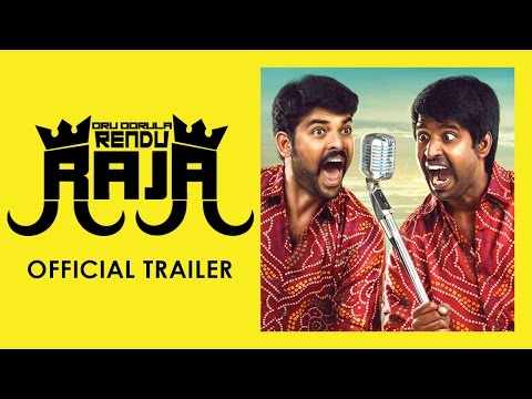 Oru Oorula Rendu Raja Official Trailer | Vemal, Priya Anand video