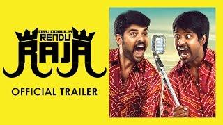 Oru Oorula Rendu Raja Official Trailer   Vemal, Priya Anand