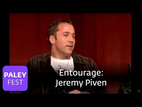 Entourage - Jeremy Piven on Creating Ari Gold Video