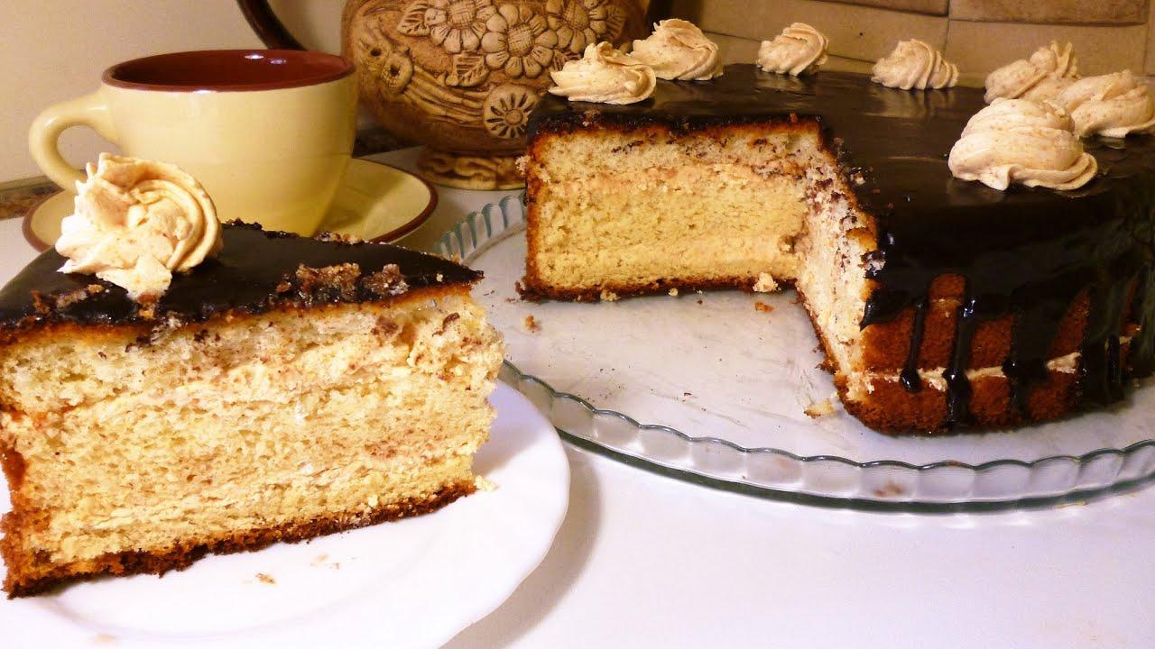 Рецепт бисквита с медом