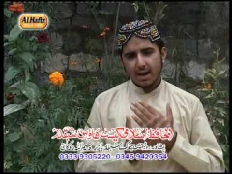 Allah Ke Me Razi Hafiz Sohail Ahmad Naat video
