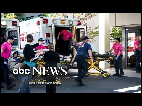 Multiple Causalities Reported in Oregon Community College Shooting