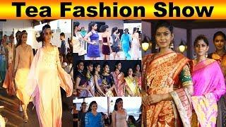 Fat Fashion at Tea Fashion Show