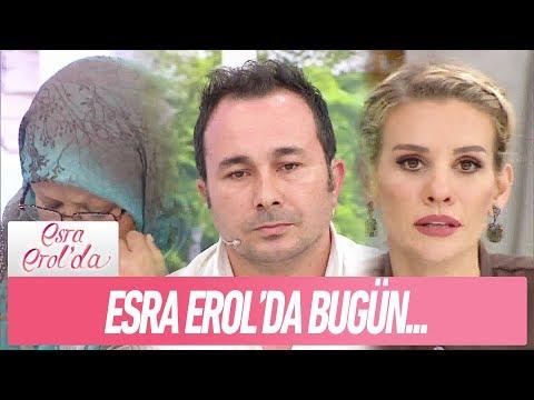 Esra Erol'da bugün neler oluyor? - Esra Erol'da 28 Kasım 2017