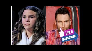 Reagan Strange eliminated on 'The Voice,' thanks coach Adam Levine for 'having faith in me' [WATCH]