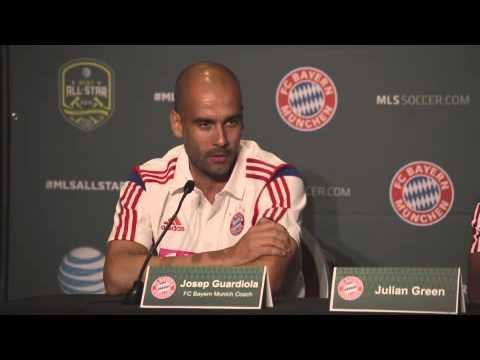 Bayern, Guardiola: New York mi ha insegnato molto