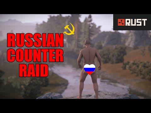 Rust - Russian Counter Raid