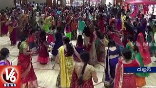 Bathukamma Festival Celebrations In Ireland || Mana Bathukamma |