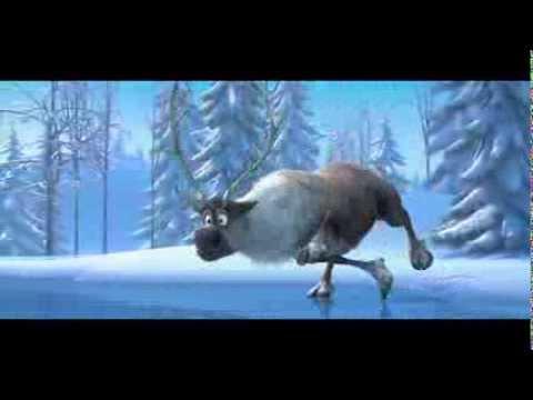 Frozen - Trailer with Audio Description