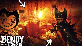 HOW TO HACK IN BENDY! TUTORIAL + INFINITE BACON SOUP | Bendy and the Ink Machine [Chapter 4] Hacking