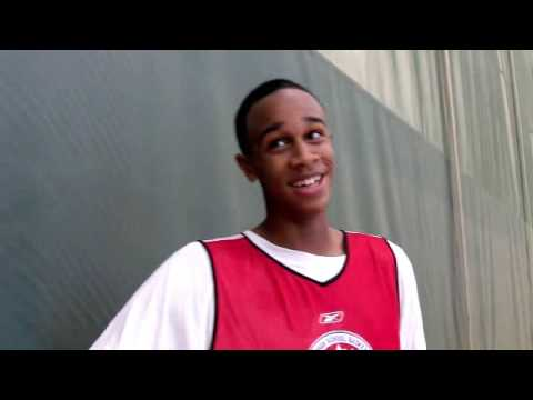 John Henson (North Carolina) 2009 McDonald's All-American Interview