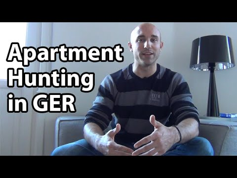 Khaldor hunting for apartments in Germany