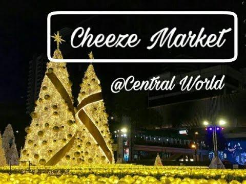Christmas Market in Bangkok 2017 | #DIARYDAY eps. 4