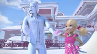 Barbie Life in the Dreamhouse   Episode 3 Season 7 Ice Ice, Barbie, Pt  1