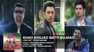 O SAHEBA Full Audio Song | LOVE DAY - PYAAR KAA DIN | Ajaz Khan |Sahil Anand |Harsh Naagar |T-Series