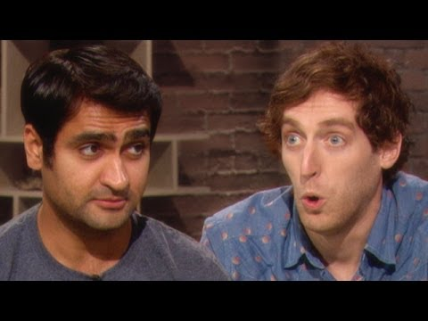 Silicon Valley Stars Play 'App or Appetizer' | TakePart Live