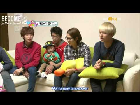 [B1SS] 121005 Hello Baby Season 6 with B1A4 - Episode 11 [4/4]