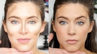 HOW TO CONTOUR LIKE A PRO - NOT A DRAG QUEEN! | WAYNE GOSS