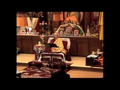 02 Aryadeva's 400 Stanzas on the Middle Way with Ven. Chodron 05-02-13