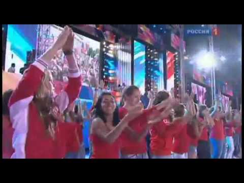 Гимн года молодежи - Кто, если не мы!