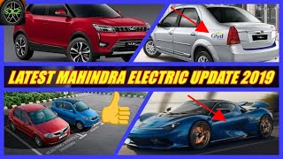 Mahindra Electric Latest Update 2019/Mahindra upcoming electric vehicles launch date in india 2019.