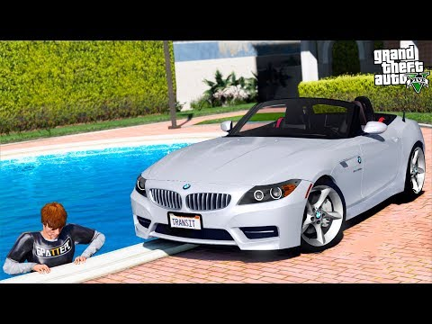 РЕАЛЬНАЯ ЖИЗНЬ В GTA 5 - ВЫБИРАЮ СЕБЕ Б/У BMW Z4! КУПИЛ БУМЕР В ИДЕАЛЬНОМ СОСТОЯНИИ! 🌊ВОТЕР