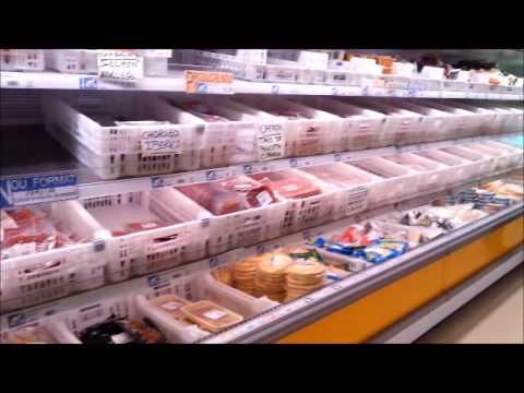 Цены на продукты в Испании, февраль 2 15 - YouTube