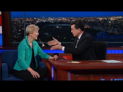 Elizabeth Warren Goes Off On 'Loser' Trump