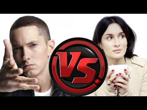 Rap Battle - Eminem Vs Тина Канделаки video