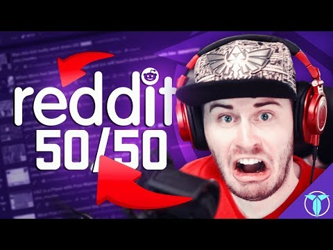 I WISH I DIDN'T SEE THAT - REDDIT 50/50