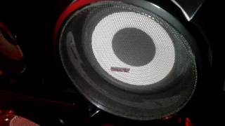 Minicomponente Sony MHC-ECL99BT Prueba De Sonido (Bass)