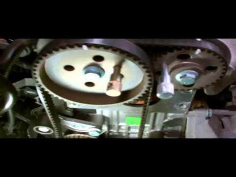 Timing Belt Installation On A Volkswagen Golf Youtube