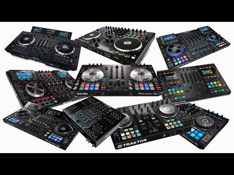 Top 10 High End DJ Controllers 2018